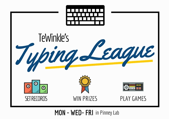 Tewinkle Typing League